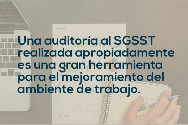 Beneficios auditoria al SGSST