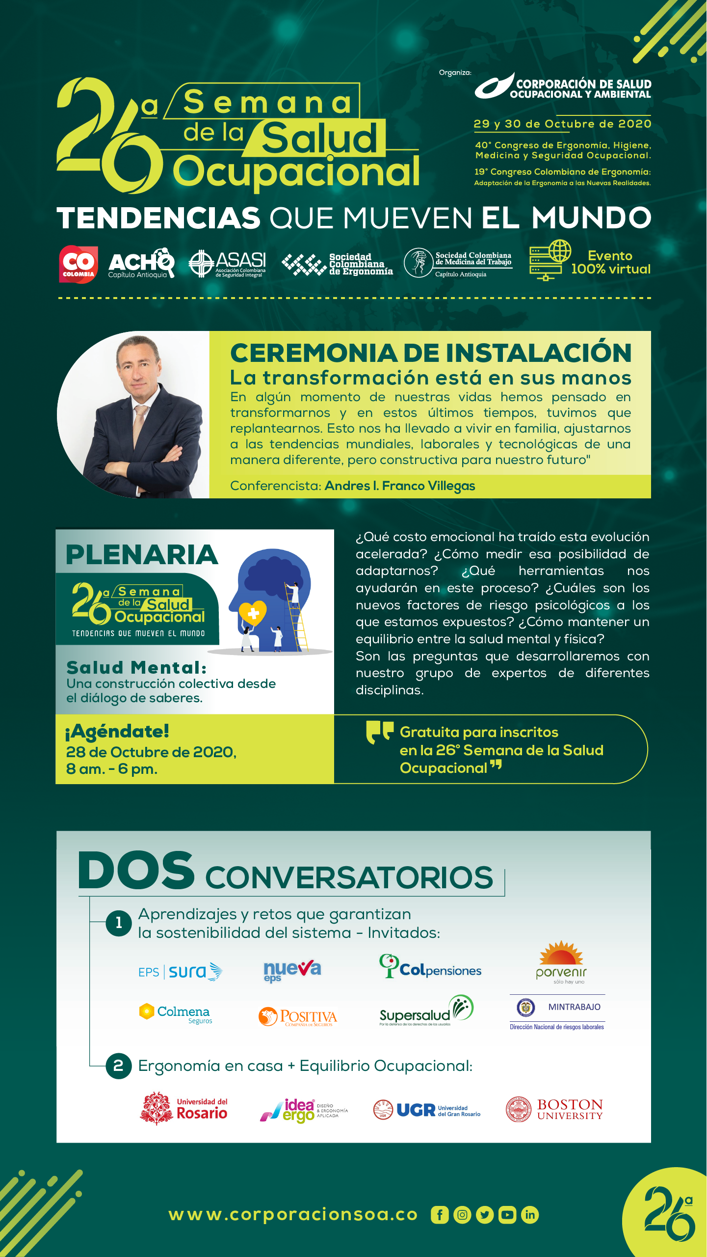 Brochure programación 2