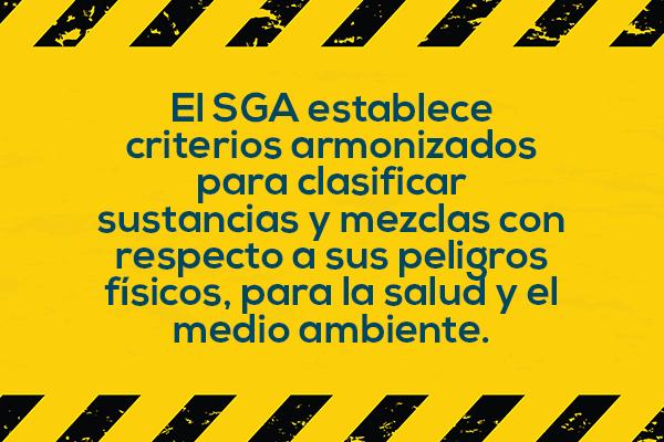 Qué es el SGA